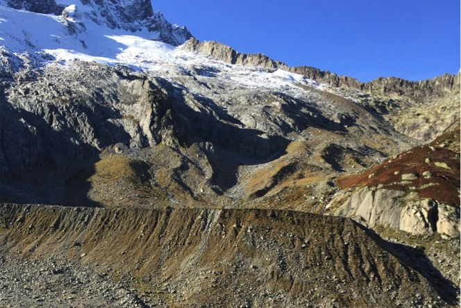 Gletschervorfelder Uri